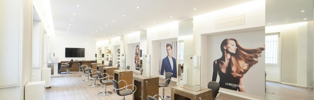 Total Beauty Concept Store<br/> La Biosthétique a Milano